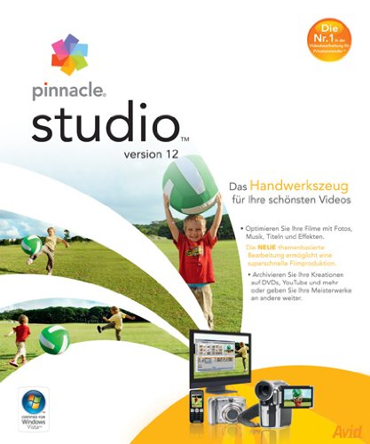 Preisvergleich Produktbild Pinnacle Studio 12