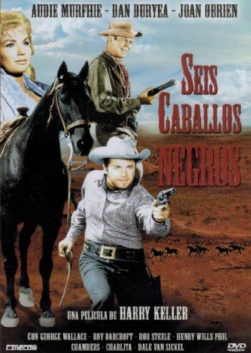 Seis caballos negros [DVD]