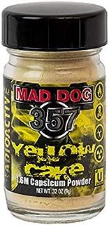 Mad Dog 357 Yellow Cake - 1.6M Capsicum Powder
