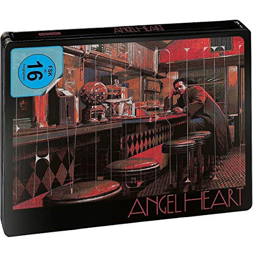 Angel Heart - Limited Steelbook Edition  (4K Ultra HD + Blu-ray 2D) [Alemania] [Blu-ray]