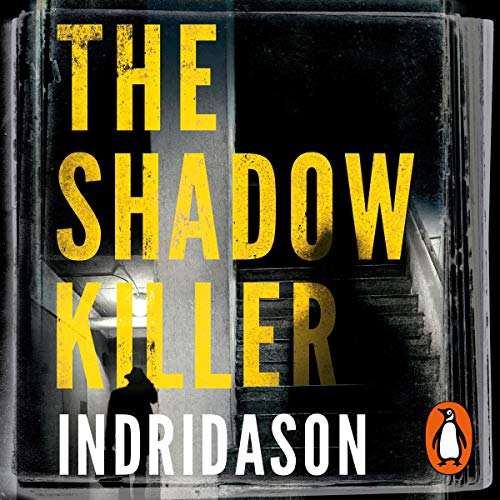 Couverture de The Shadow Killer