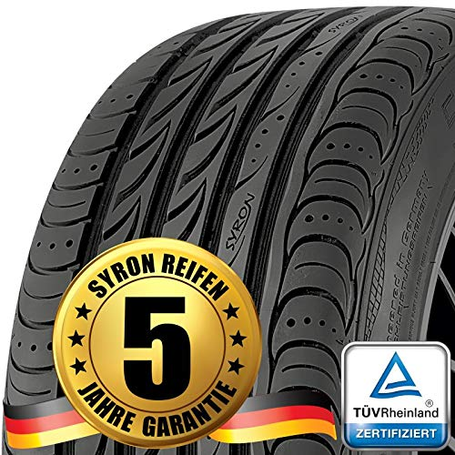 SYRON Tires RACE1 X XL 245/35/18 92 W - E/C/71Db Sommer (PKW)