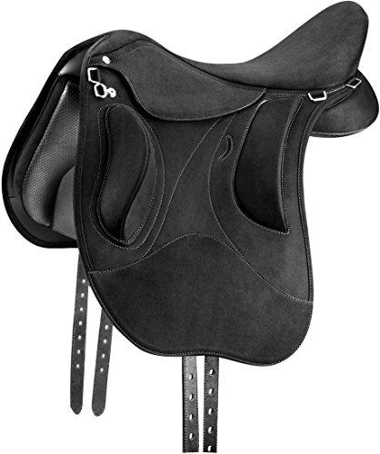 Waldhausen Wintec Pro Endurance, CAIR, schwarz, 17, 5'/44 cm, schwarz, 17.5 Zoll (44 cm)