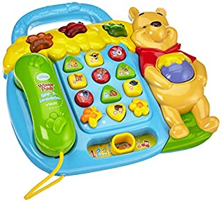Vtech Baby 80-114204 - Winnie Puuhs Spiel- und Lerntelefon (B002WYKITU) | Amazon price tracker / tracking, Amazon price history charts, Amazon price watches, Amazon price drop alerts