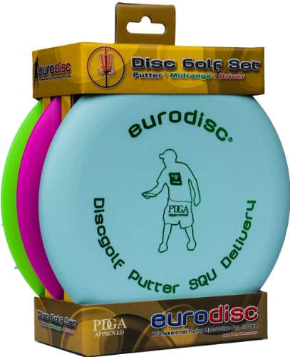 Set de Disc Golf New Games - Frisbeesport