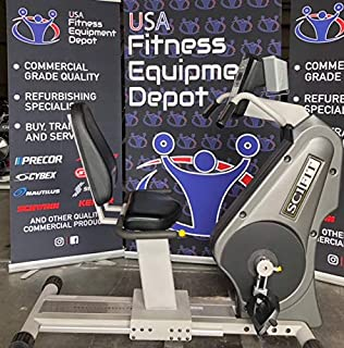 2313912 SciFit Recumbent Bike sold indivdually sold as Individually Pt# ISO1010R-INT by Scifit