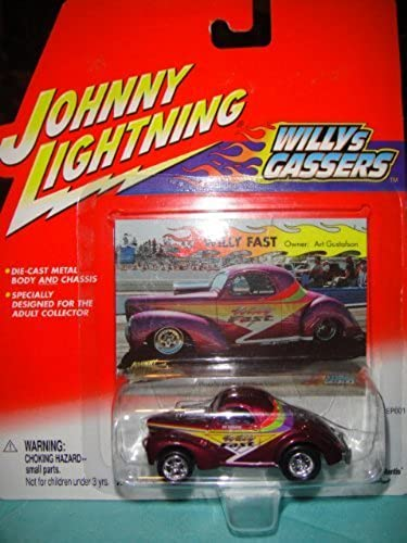 solo para ti Playing Mantis Johnny Lightning Willys Gassers Gassers Gassers Willy Fast Owner  Art Gustafson  para barato