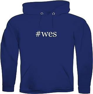 #wes - Men's Hashtag Ultra Soft Hoodie Sweatshirt