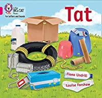 Tat: Band 01a/Pink a (Collins Big Cat Phonics for Letters and Sounds)