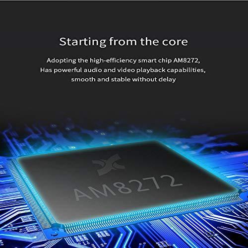 Mirascreen G18 Kabelloser HDMI-WLAN-Display-Dongle, 4K HDR, WLAN, HDMI-Receiver, kompatibel mit Android/iOS/Windows/Mac/PC (unterstützt Miracast/DLNA/Airplay) (G18 2,4 G)
