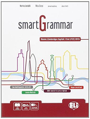 Smartgrammar. LibroLIM. Per le Scuole superiori. Con DVD. Con espansione online: Digital Book (CD-ROM) 1