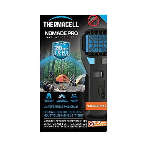 Nomade PRO Anti-Moustiques Thermacell + Clip fixation +...