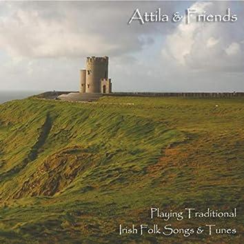 Playing Traditional Irish Folk Songs & Tunes