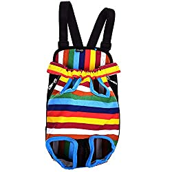Cosmos Colorful Front Carrier Bag for Dogs