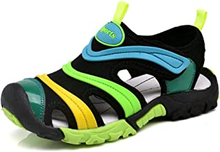 O.T.Sea Boys Girls Summer Beach Breathable Athletic Closed-Toe Sports Sandals Kids(Toddler/Little Kid/Big Kid) S-N88