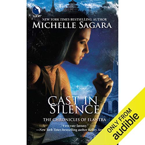 Cast in Silence  By  cover art