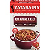 Zatarain's Red Beans and Rice,Original, 8oz