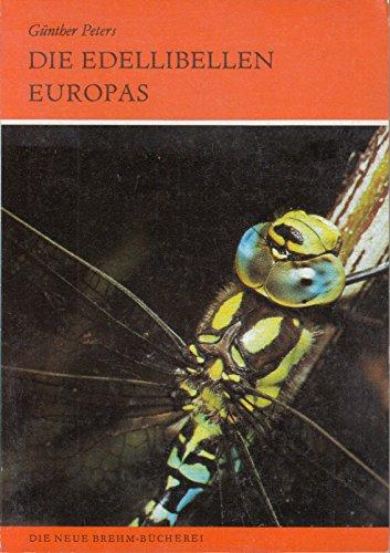 Die Edellibellen Europas. Aeshnidae