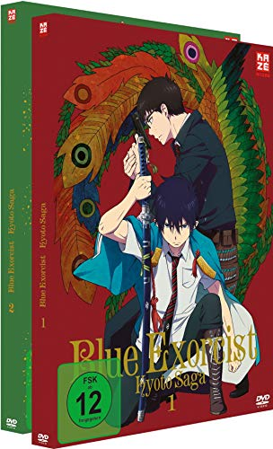 Blue Exorcist: Kyoto Saga - Staffel 2 - Gesamtausgabe - Bundle - Vol.1-4 - [DVD]