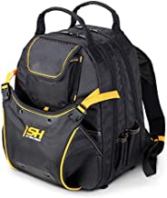 STEELHEAD 48-Pocket Heavy-Duty Tool Backpack, Padded Back Support, Reinforced Bottom, Rubber Feet, Perfect for Electricians, Plumbers, Contractors, HVAC Techs