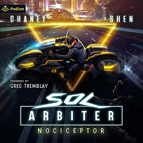 Nociceptor cover art