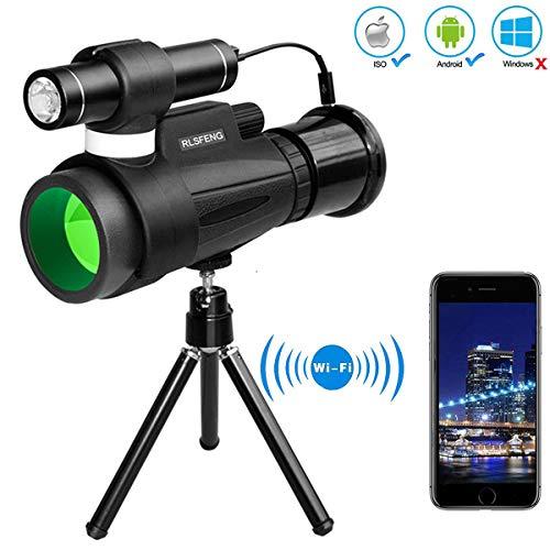 RDJM 12x50 HD Night Vision Monokular Teleskop Erfahrungen & Preisvergleich