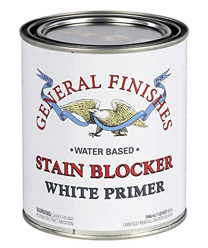 General Finishes Stain Blocking Primer, 1 Quart