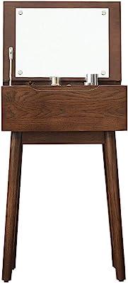 Amazon.com: Tocador multifuncional de madera para maquillaje ...