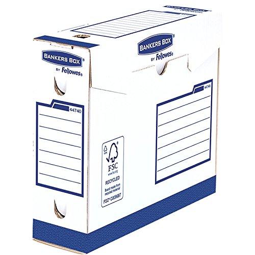 Fellowes Heavy Duty Banker Box archiefdoos A4 formaat Dos de 8cm