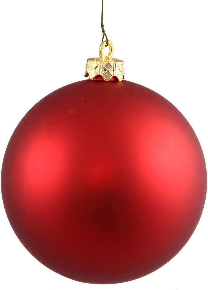 Christmas Ornaments \u201ccandy red silver lines\u201d \u2013 balls 3.95\u2033