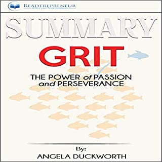 Summary of Grit: The Power of Passion and Perseverance cover art