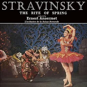 """Stravinski: The Rite of Spring """"La Sacre du Printemps"""" (Remastered)"""