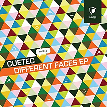 different faces ep