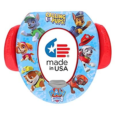 """Nickelodeon Paw Patrol""""Calling All Pups"""" Soft Potty Seat from Ginsey Home Solutions"""