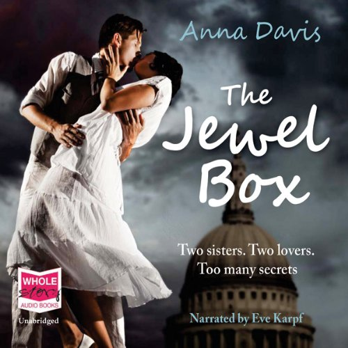 The Jewel Box audiobook cover art
