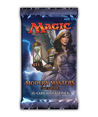 Modern Masters 2017 Booster Pack englisch - Magic The Gathering MTG