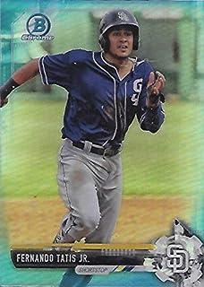 Verzamelkaarten, ruilkaarten Verzamelingen 2006 Bowman Chrome Prospects Refractor #BC233 Cesar Carrillo Auto Baseball Card