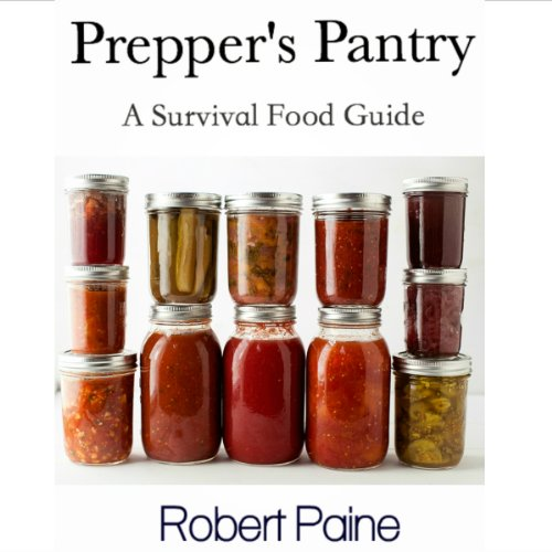 Prepper's Pantry audiobook cover art