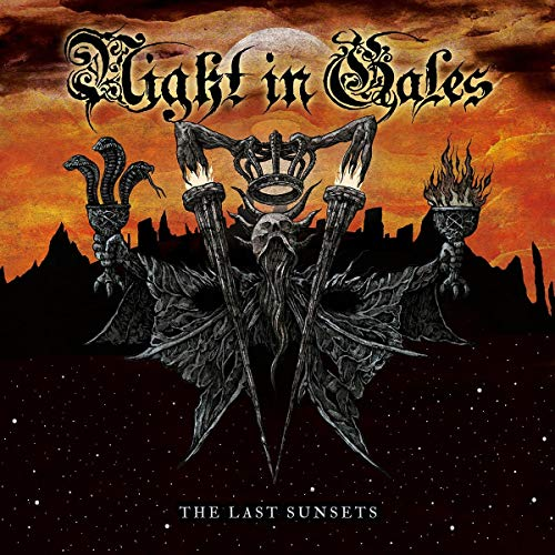 Night in Gales: The Last Sunsets [Vinyl LP] (Vinyl)