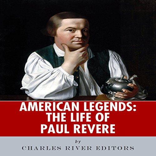 American Legends: The Life of Paul Revere cover art
