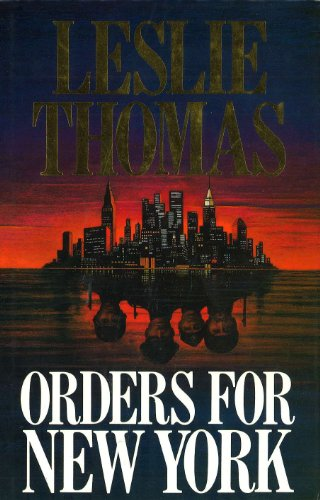 Orders For New York (English Edition)