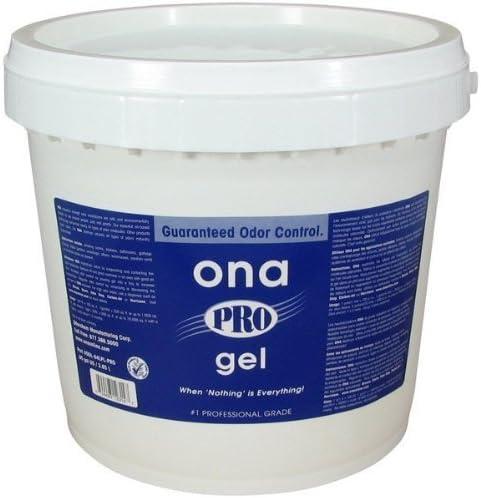 NEW 1 Gallon Hydroponics Max 41% OFF Sale Ona Odor Neutralizer Pro Gel Controller