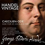 Caecilien-Ode, HWV 76: V. Air and Chorus 'Der Schall Der Trompete' (Remastered)