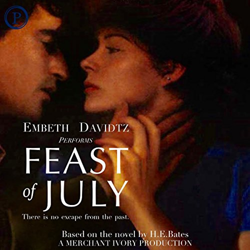 Feast of July audiobook cover art