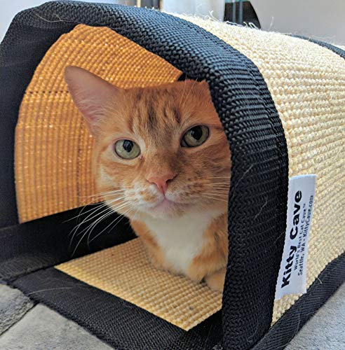 Kitty Cave Original World's Best Cat Cave Pet Tunnel