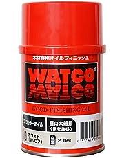 ワトコオイル ホワイト W-07 200ML