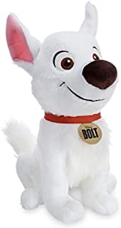 bolt the dog plush