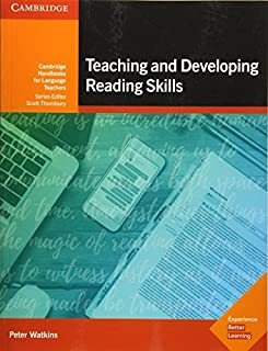 Teaching and Developing Reading Skills Kindle eBook: Cambridge Handbooks for Language Teachers (English Edition)