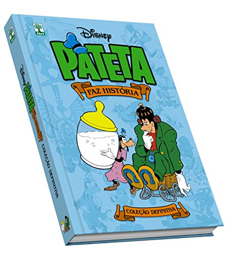 Pateta Faz História. Frankenstein