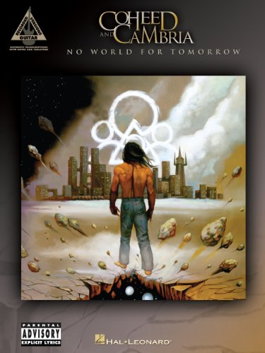 Coheed and Cambria - No World for Tomorrow Songbook...